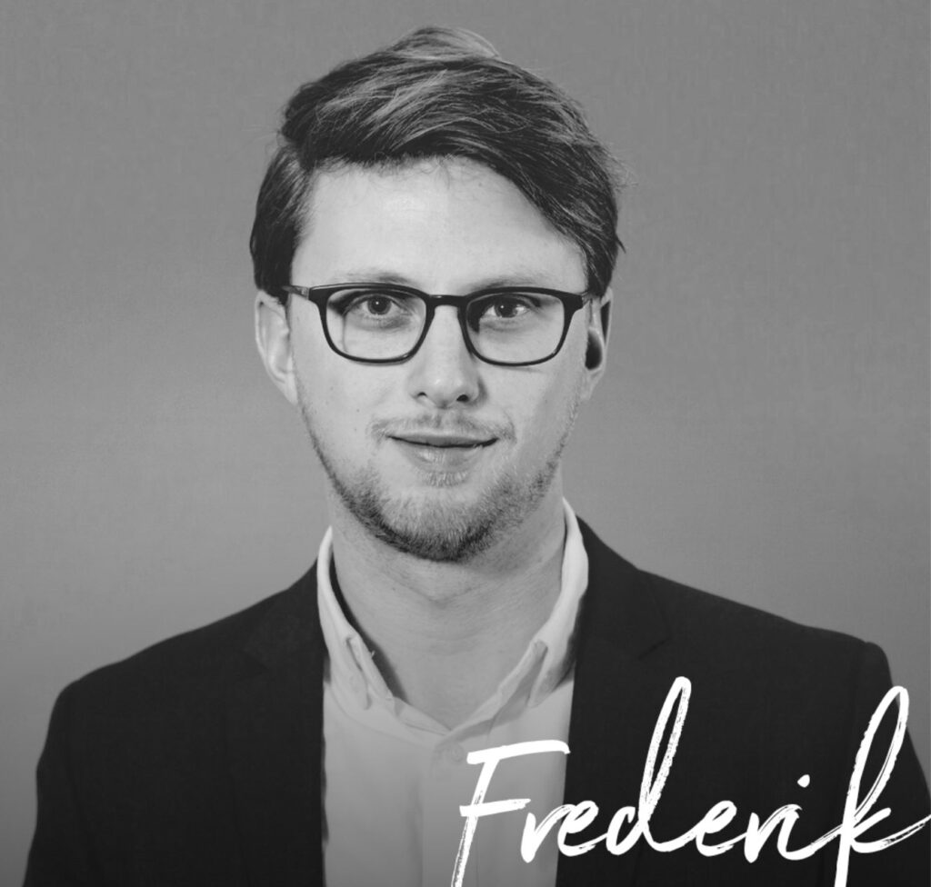 New Speaker announcement: Frederik Petursson Madsen, Co-Founder and CEO of OUI